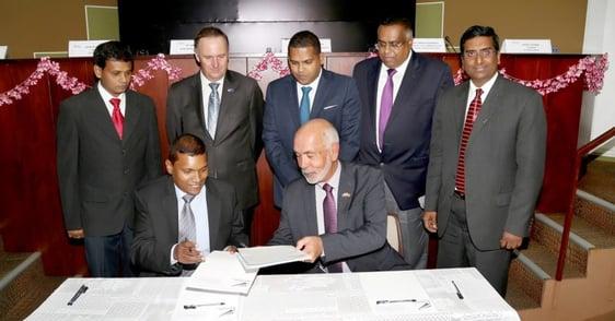 PowerShield Signs MOU with Sri Lanka's Assidua Technologies