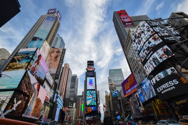 Outdoor Advertising adapts to remain relevant
