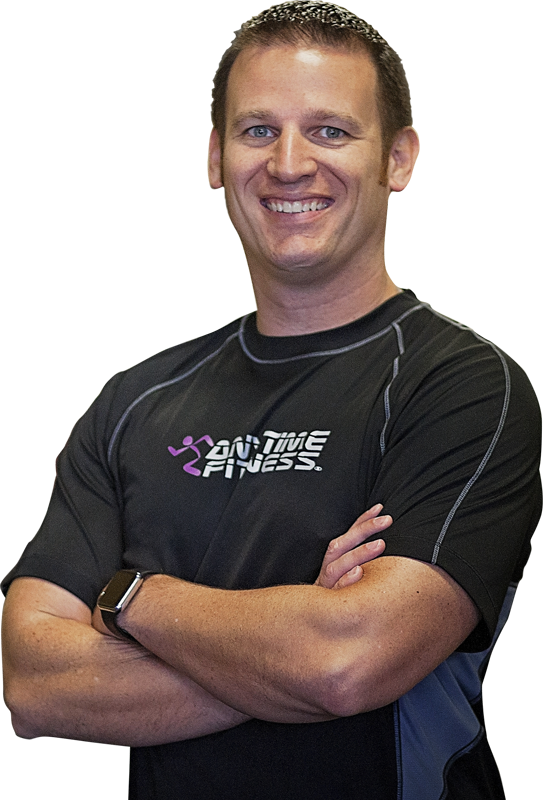 Todd Adamson | Owner of Anytime Fitness - Milton, FL