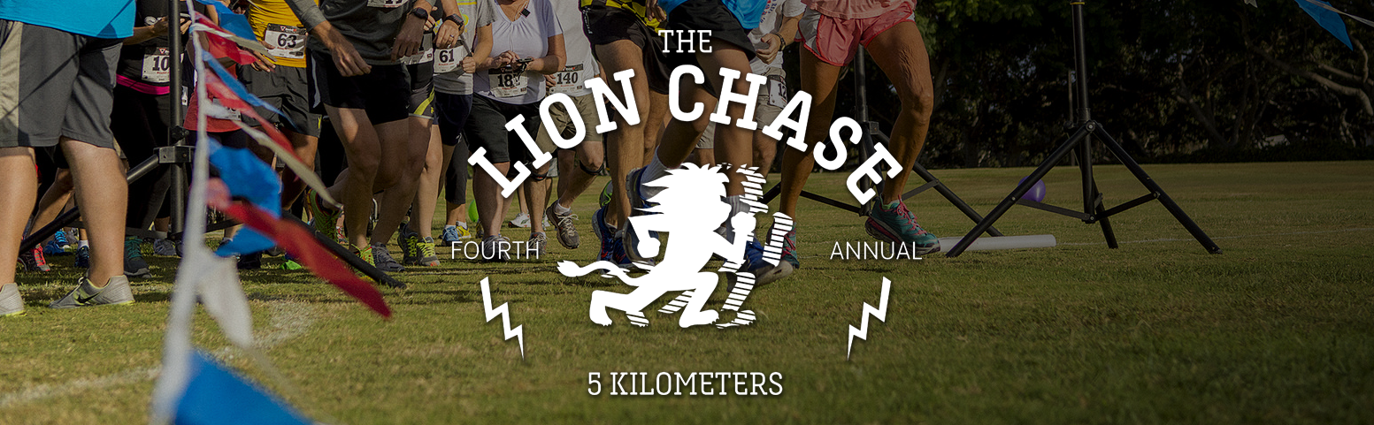 The Lion Chase 5k 2015