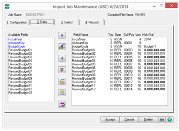 Sage 100 ERP Consultant Tip: How to Import Budgets for General Ledger