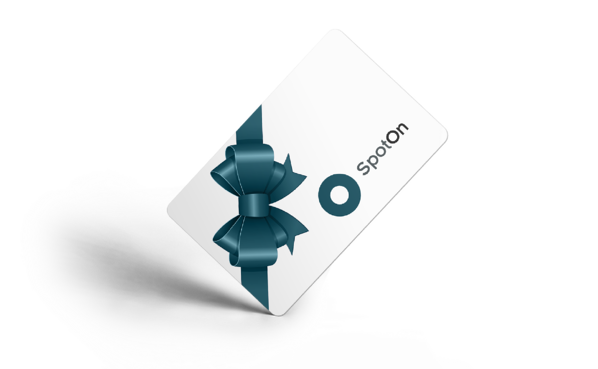 SpotOn Gift Cards