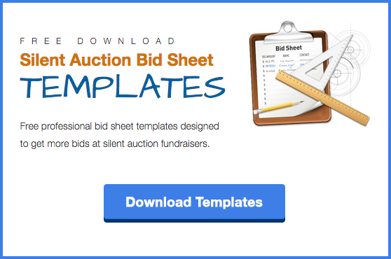 Bid Sheets 101 Improve Your Silent Auction With Better Bid Sheets – Sample Silent Auction Bid Sheet