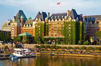 Fairmonts in Vancouver & Victoria