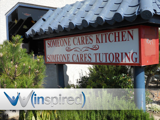 Someone Cares Soup Kitchen Exterior