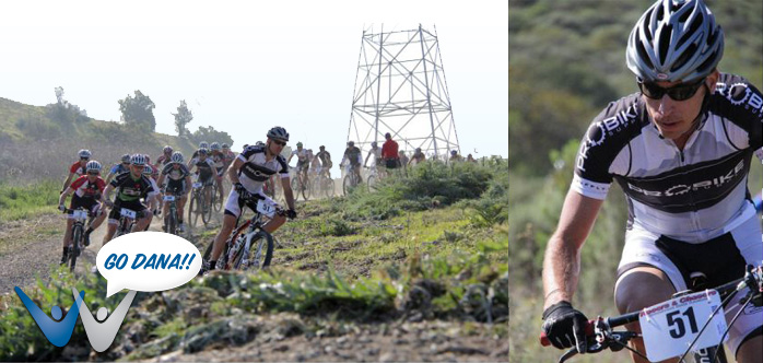 2012 Orange County Vision Quest - Mountainbike Race