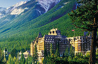 Fairmonts in Banff, Calgary & Lake Louise