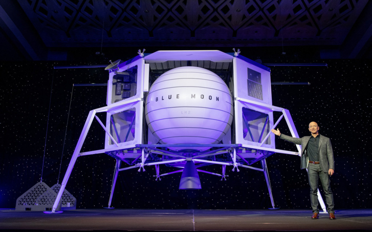 Blue Origin Blue Moon Lander