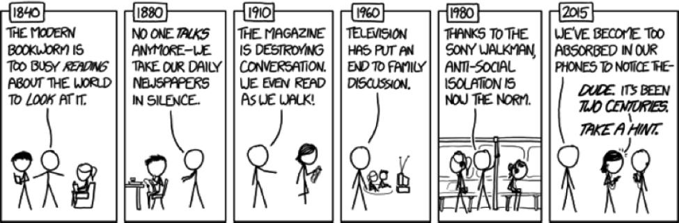 Tech Comic