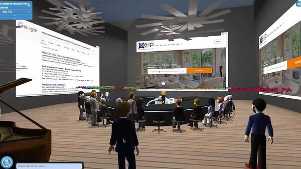 eXp Realty - Virtual Campus 1