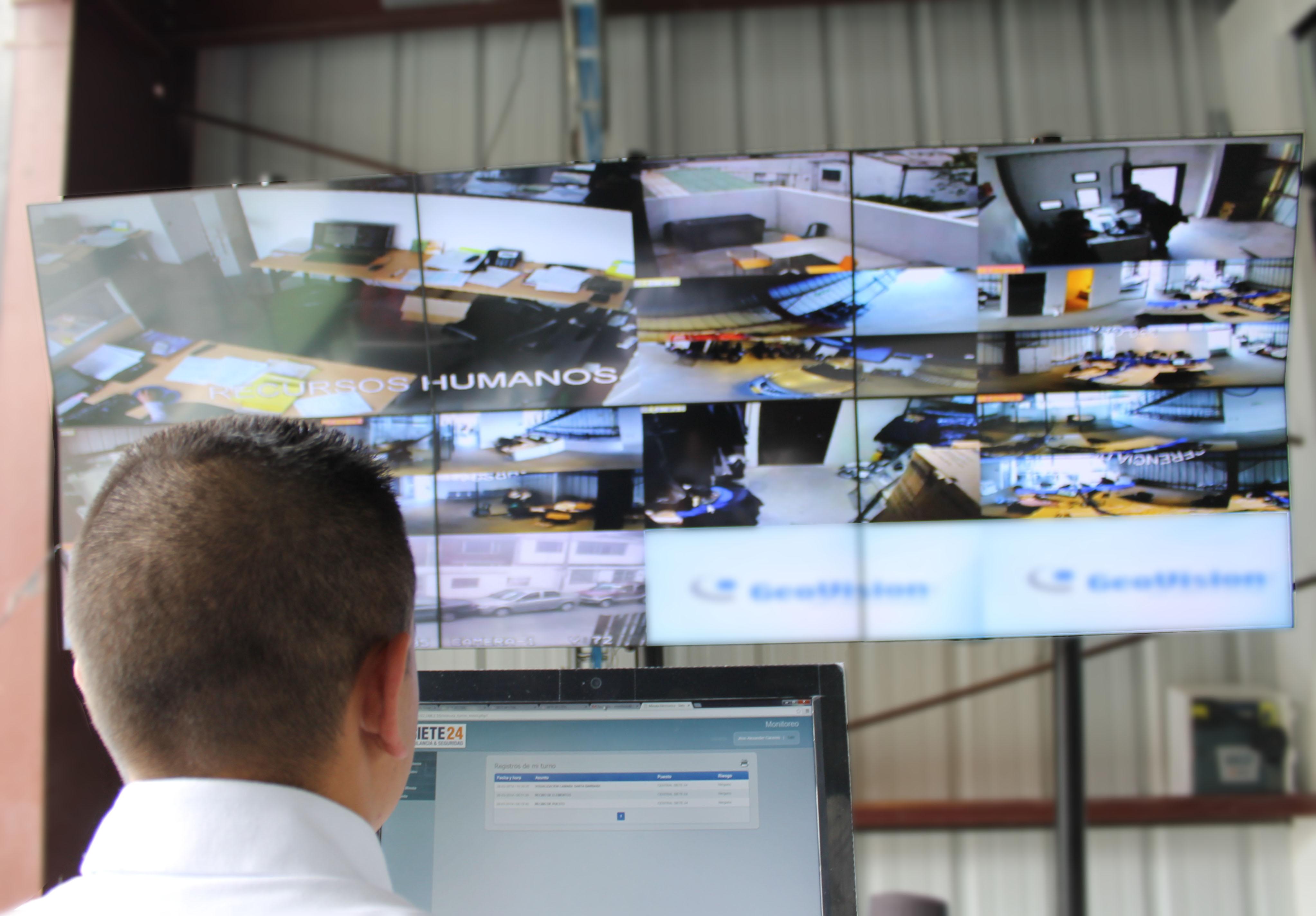 Como elegir un buen sistema de videovigilancia integralti - Sistemas de videovigilancia ...