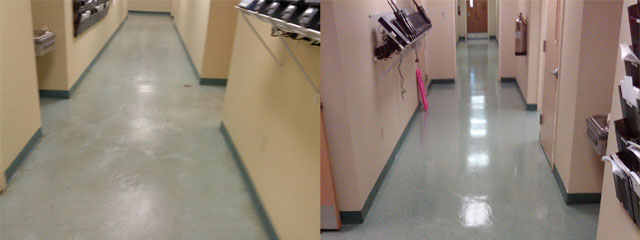 How do you remove floor tile