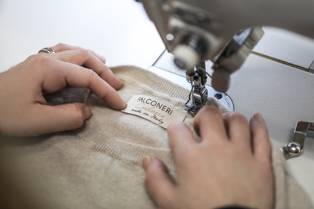 Luxury Cashmere Brand Falconeri Enters U.S. Market
