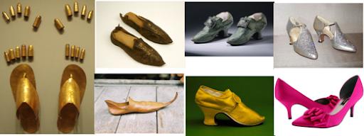 storia della scarpa