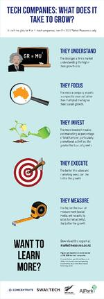 Infographic: What does it take to grow fast?
