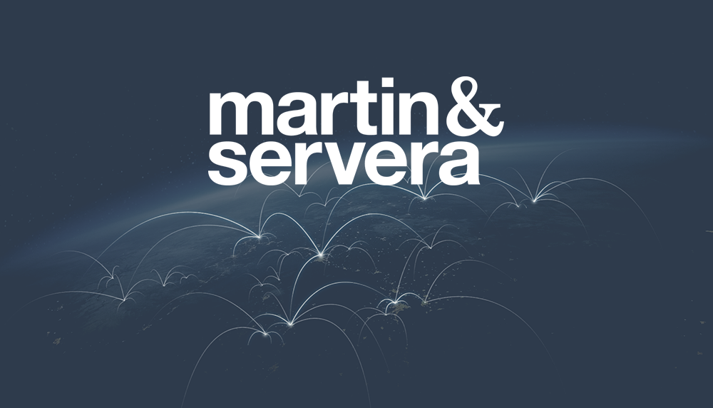 MARTIN&SERVERA CHOOSES WORLDFAVOR SUSTAINABLE VALUE CHAIN SOLUTION