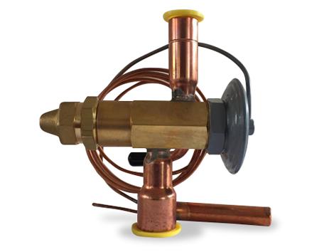 Valvula de expansión termostatica- Sporlan