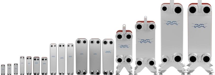 AlfaNova AlfaLaval Heat Exchangers