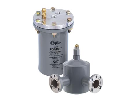 control de aceite para refrigeracion- Parker Industrial