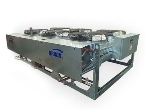 Condensador microcanal Krack
