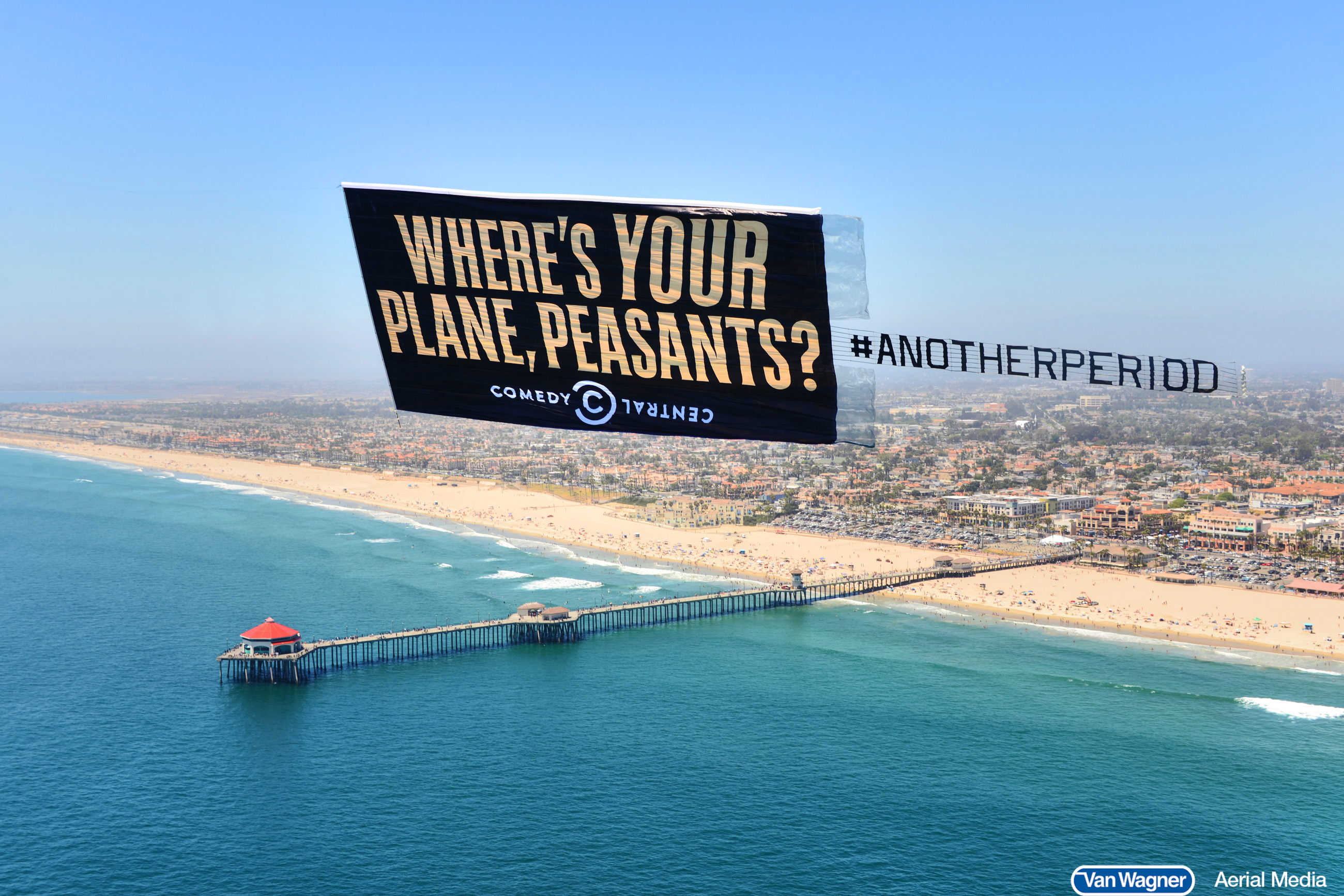 Image result for airplane banner peasants