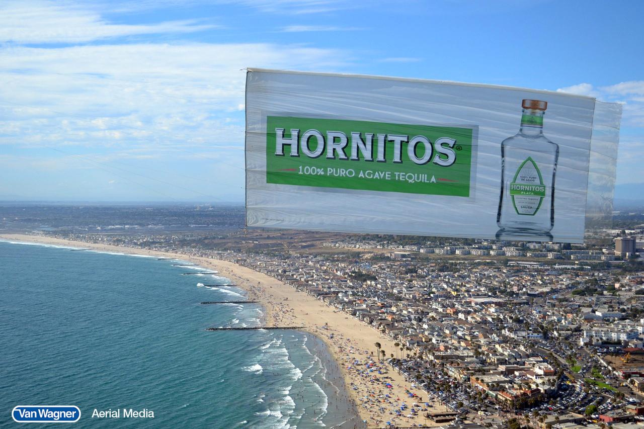 Aerial advertising