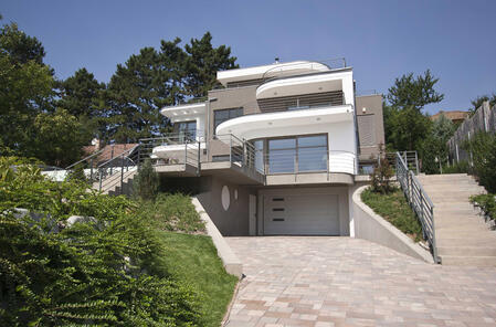 Contemporary Villa 1