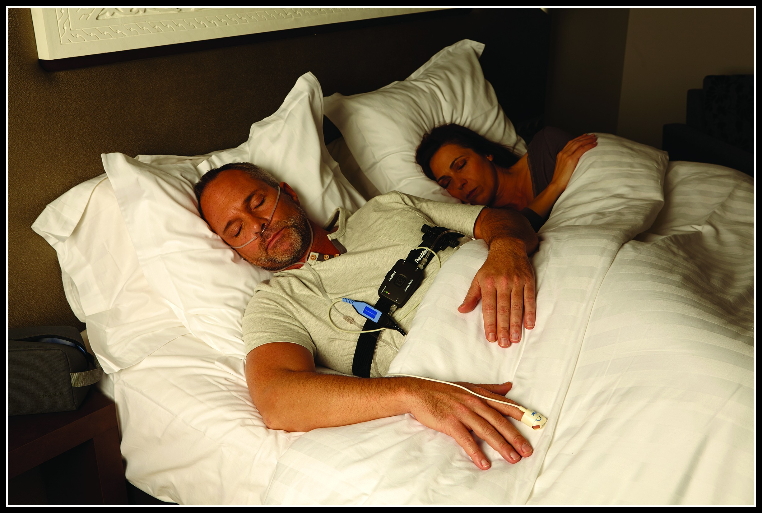 Multi-Modal Home Sleep Monitoring in Older Adults | Protocol