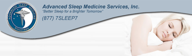 Advanced Sleep Medicine Services