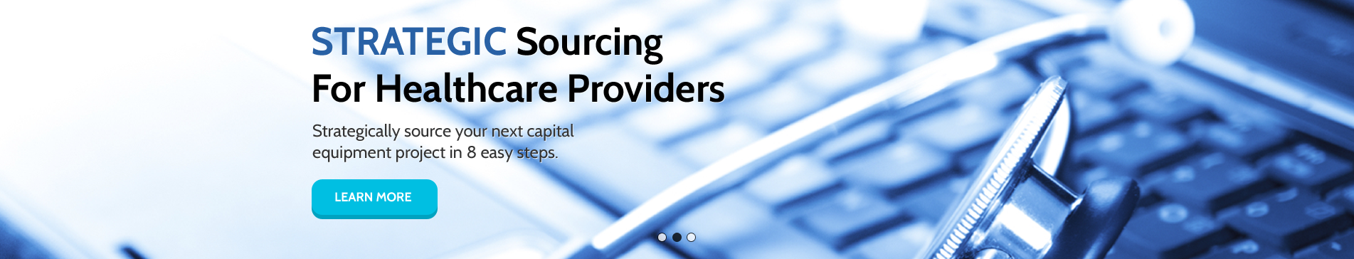 Strategic Sourcing for Healthcare Providers