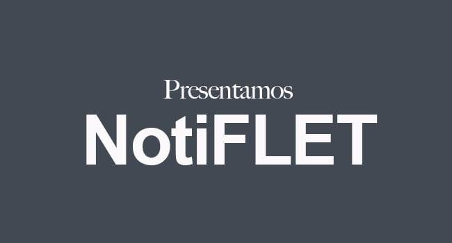 NotiFLET