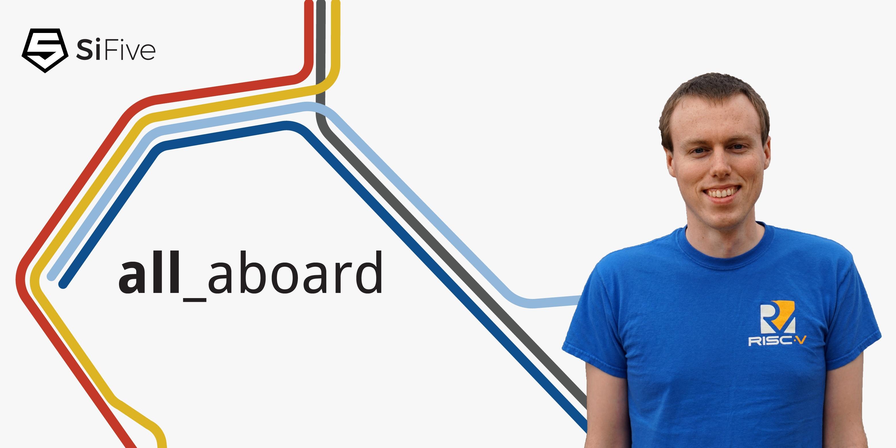 All Aboard logo