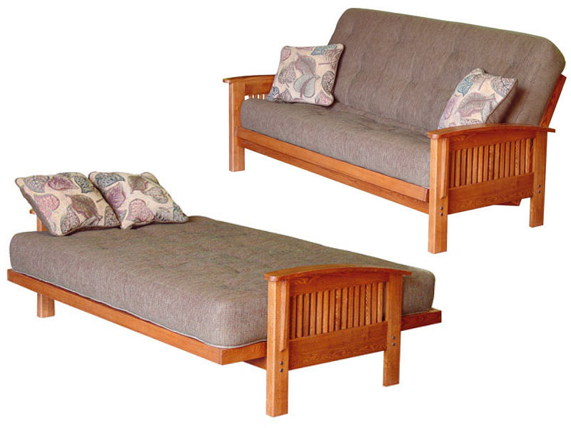 How To Make A Futon Into Bed Furniture