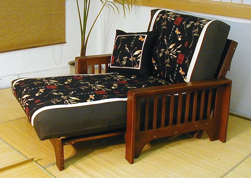 Love A Futon Loveseat