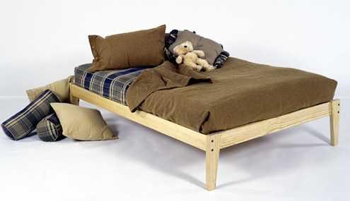 petra platform bed - Twin Platform Bed Frame