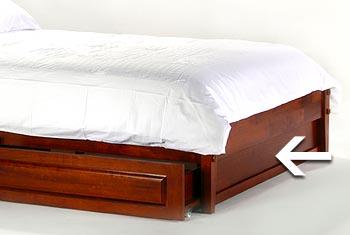 Platform Bed Accessories