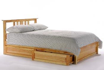 Tye Platform Bed