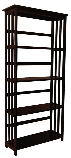 Tier Bookcase