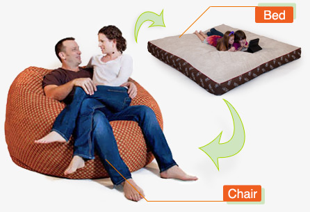 See Our Unique Accent Furniture The Futon Memphis Bean Bag