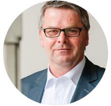 Rolf Esau, Vorstand BPO Cloud Solutions der ITyX Gruppe