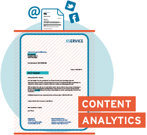 Content Analytics: Klassifizieren und zuweisen
