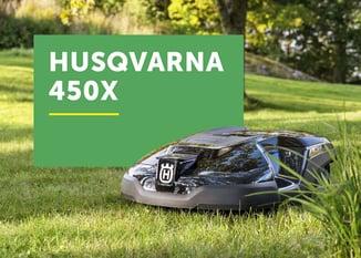 Husqvarna Autmower 450X