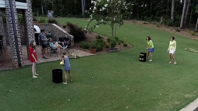Family Lawn Games from Our Yards to Yours - featured image