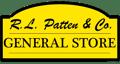 R.L. Patten & Co. General Store original logo