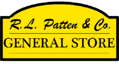 R.L. Patten & Co. General Store original logo