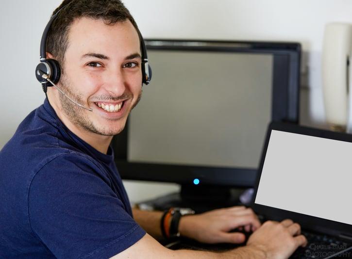 help desk computer technician