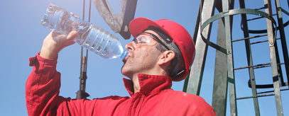 THE TEMPERATURES ARE RISING—Keep Your Lone Workers Safe