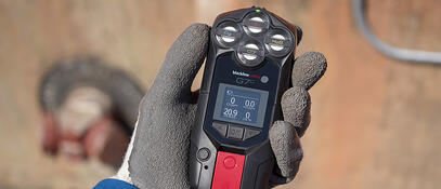 World's first BS8484: 2016 certified gas detector