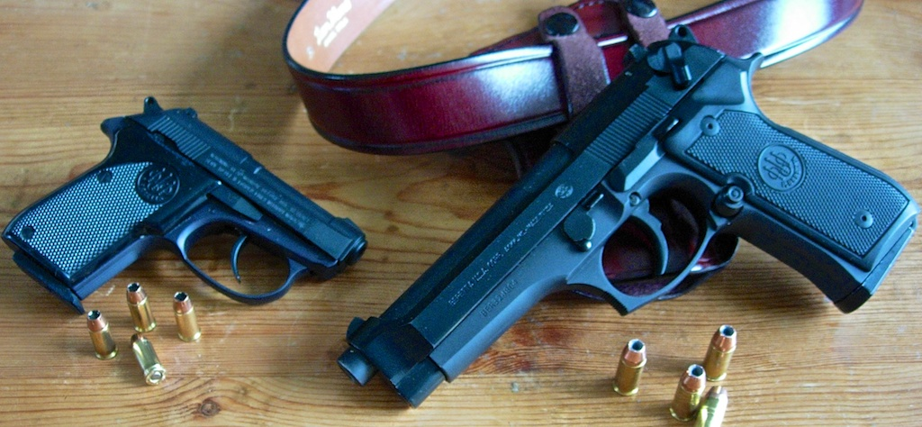 Five Ways To Do Concealed Carry with a Full Size Gun