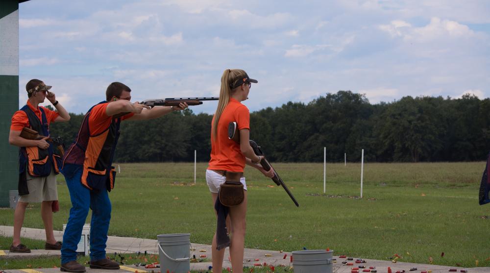 Beretta Trap Shooting Trap Shooting Competitors